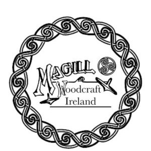 Magill Woodcraft Ireland – Bespoke Furniture and Woodturning Gifts – Handmade in Galway, Ireland.
